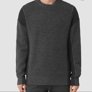 All Saints Iden Crew Jumper Sweater